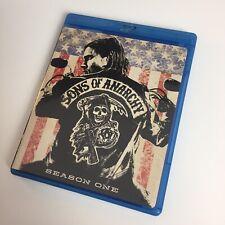 Sons of Anarchy - First Season One 1 (US Blu-ray ohne deutschem Ton - Code A)