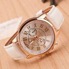 Geneva Armbanduhren mit 12-Stunden-Zifferblatt für Erwachsene