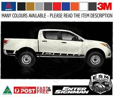 Mazda BT-50 ESM KIORA Stripe Kit 3M-50