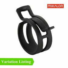 Mikalor W1 Heavy Duty Spring Band Clip Radiator Pipe Air Oil Fuel DIN 3021