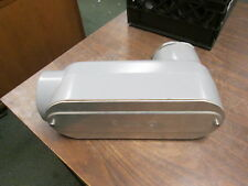 "Killark Conduit Body OLB-0 Size: 4"" Used"