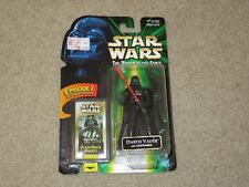 Star Wars The Power Of The Force Flash Back Photo Darth Vader Figure MOC 1998