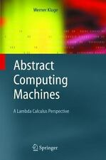 Abstract Computing Machines-ExLibrary