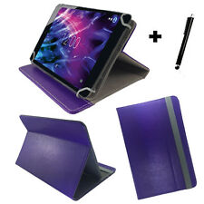 7 Pollici Tablet PC CUSTODIA GUSCIO PROTETTIVO ASTUCCIO-Point of View Mobii i550 Viola - 7