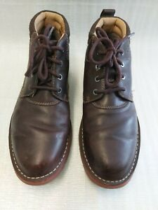 Clarks Leather Boots size 8 little used