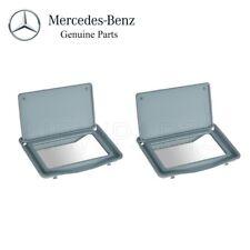 Mercedes Classe E W210 W211 Visière Pare Soleil Coque Gauche ou Droit 1x