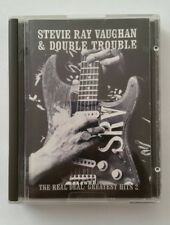 STEVIE RAY VAUGHAN - THE REAL DEAL. MD Album. Minidisc. Rare Collectable - 1999