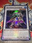 Carte Yu Gi Oh QUANDAX CRYSTRON INOV-FR044