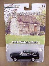 81st Shenandoah Apple Blossom Festival Ford 1969 Mustang Mach 1 Car Greenlight