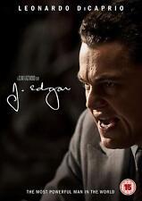 J. Edgar [DVD] [2012] Starring Leonardo DiCaprio - New and Sealed