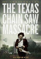 Texas Chain Saw Massacre 40th Ann Ed - DVD Region 1
