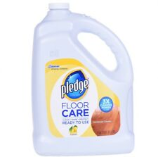 Pledge Floor Care Wood Cleaner, 128 fl oz