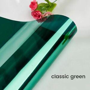 Mirror Window Stickers Vinyl Self-adhesive Reflective Solar Privacy Window Home