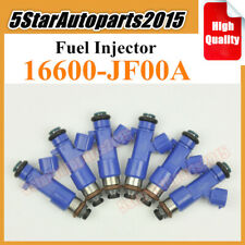 6x Denso 16600-JF00A 14002-AN001 Fuel Injector for Nissan GT-R 3.8L V6 2009-2018