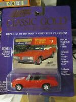 Johnny Lightning Classic Gold Collection 1970 Olds Cutlass Red Limited Edition