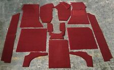 New Jaguar Carpet Sets 63-68 S-type, 420, Daimler Sovereign Top Quality Colours
