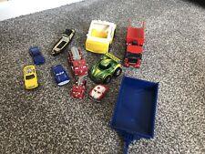 Mixed Toy Car Bundle