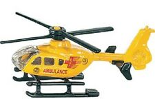 SIKU Ambulance Helicopter Die-cast Toy Aircraft Vehicle NEW IN BOX
