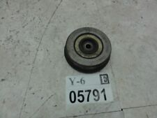 03 XJ8 Engine Motor Belt Serpentine Idler Pulley Tensioner OEM Plain Non Grooved