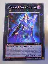 Gioco Yu Gi Oh XYZ NUMERO 83 REGINA GALATTICA STARFOIL SP13-IT028 ITALIANO ITA
