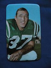 1970 Topps Super #23 Tom Woodeshick football NFL