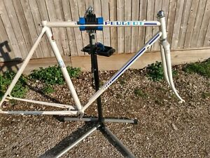 Peugeot Carbolite 103 Frame Set 53cm