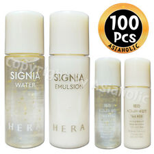 HERA Signia Water 5ml (50pcs) + Emulsion 5ml (50pcs) 100pcs (500ml) Newist Ver