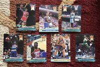 1992-1993 Fleer Ultra basketball series 2 set, Shaq RC #328, Michael Jordan #216
