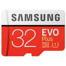 Samsung EVO Plus Scheda MicroSD da 32 GB Classe 10 Adattatore Incluso