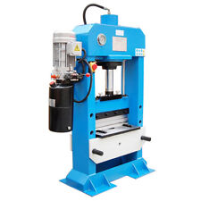 Electric 30 Ton Hydraulic Press Brake Bender Bending 3 Phase 220v 185 X 516