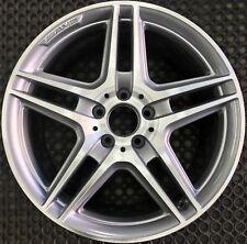 2010-2013 Mercedes E350, E550, E400 18x8.5 Front Rim # 85146 Part# 2124013602