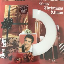 Elvis Presley 'Elvis' Christmas Album' NEW WHITE 180 GRAM Vinyl Lp - SEALED