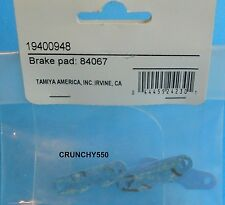Vintage Tamiya TRF 801x 1:8 Nitro Buggy Brake Pad 19400948 RC Part