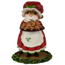 MRS. CLAUS'S COOKIES by Wee Forest Folk, WFF# M-601, New for Christmas 2016
