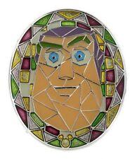 2009 Disney HKDL Mosaic Collection Tin Buzz Pin N7