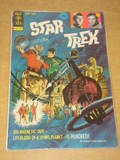 STAR TREK #18 VG+ (4.5) GOLD KEY COMICS FEBRUARY 1973