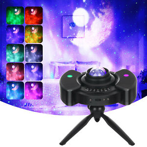 Galaxy Star Night LED Starry Sky Projector Light With Adjustable Tripod Stand CH