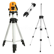 Tripod Holder Stand Mount Telescopic Aluminium Alloy For Self Leveling Laser