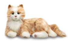 Joy for All Interactive Robotic Companion Pet - Orange Tabby Cat