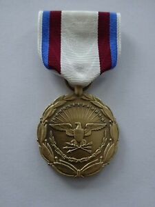 (A52-5) Decoration  Exceptional Public Service Award Secretary of Defense Medal