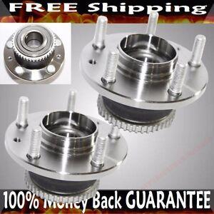 512271 REAR Wheel Hub Bearing for 03-08 Mazda 6/06-10 Mercury Milan FWD 2PCS