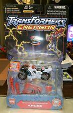 2003 Hasbro Transformers Energon ARCEE Deluxe Class Figure NEW & Sealed LQQK!!!