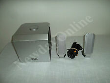 Dell A525 Zylux Multimedia 2.1-Channel PC Speakers w/Subwoofer 30W TH760 CF093