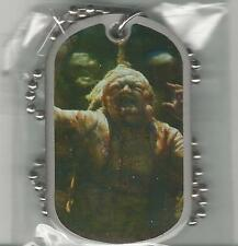 Walking Dead Dog Tag 15 of 24 Season 2 foil