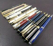 20 Rollerball Ballpoint Unbranded Pen Vintage Modern Mixed Lot