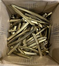 5 LBS Brass Scrap Cutoff Pieces Cascade Metals Stained Glass Came