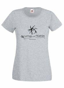 T-shirt Donna QLM_06 Quattro col Matto Manicomio Musicale Itinerante Band