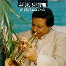 Arturo Sandoval - Arturo Sandoval & The Latin Train #3295 (1996, Cd)