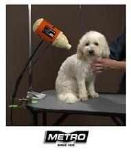 Metro Air Force FLEX DRI 1/2 HP PET DRYER w/ARM DOG CAT GROOMING*Hands Free