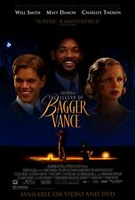 THE LEGEND OF BAGGER VANCE Movie POSTER 27x40 B Matt Damon Will Smith Charlize
